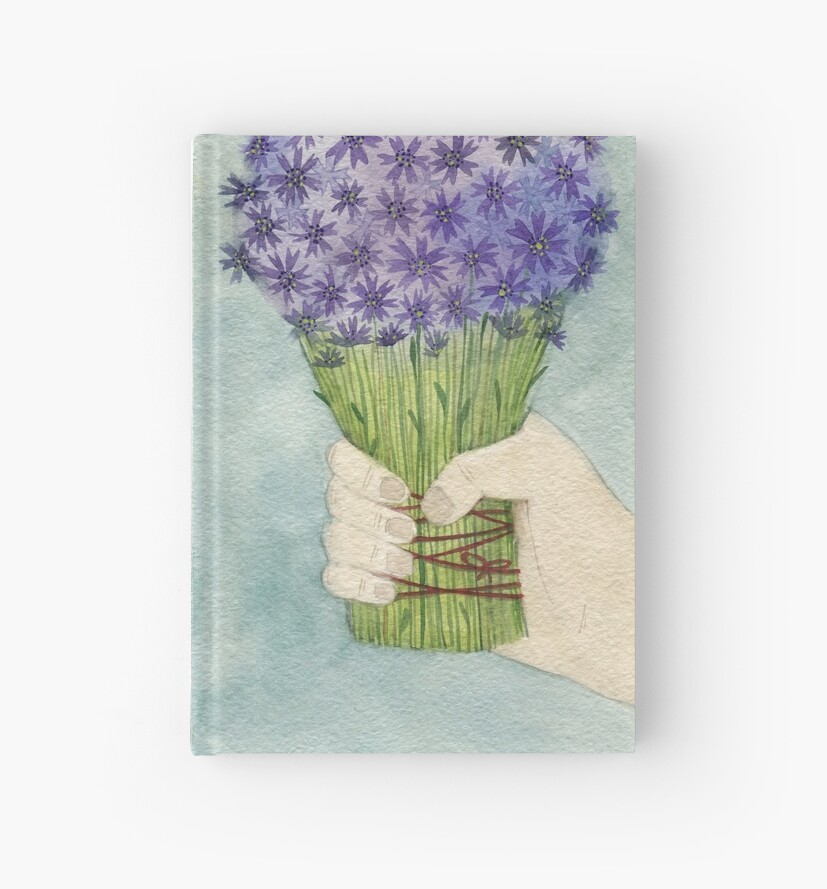Cornflowers by Oksana Tarasova