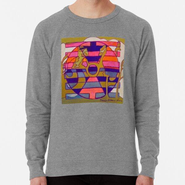 Hexagram 28: Ta Kuo (Power of the Great) Lightweight Sweatshirt