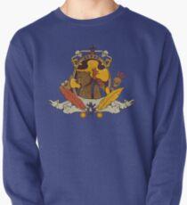 Bear & Bird Crest Pullover