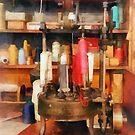 Supplies in Tailor Shop by Susan Savad