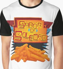 Sabor de Soledad - 30 Rock Graphic T-Shirt