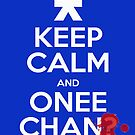 Keep Calm and Onee-Chan? by DJSev