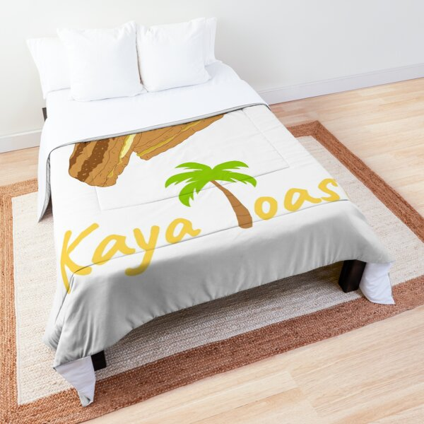 Singapore Kaya Toast  Comforter