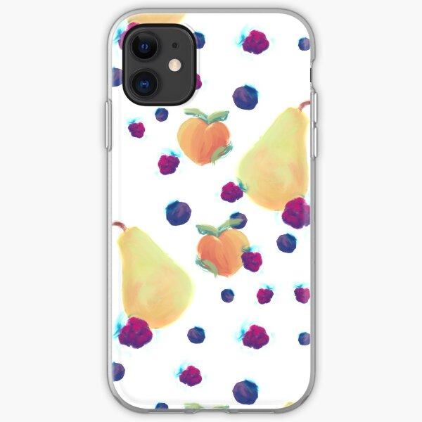 Fruit Salad iPhone Soft Case