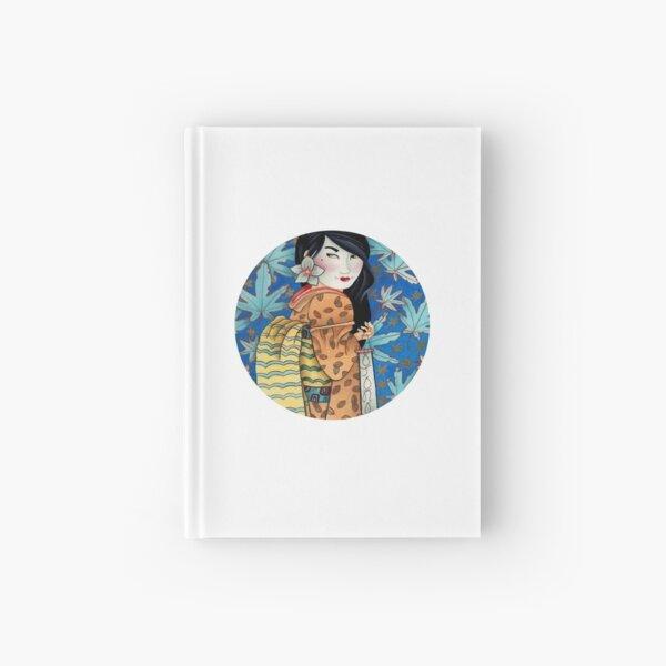 Geisha otoñal Cuaderno de tapa dura