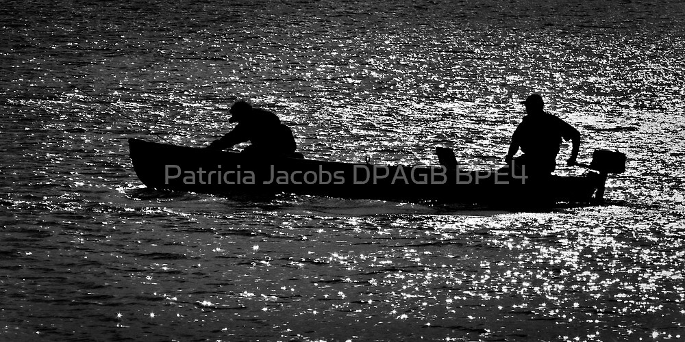 Evening on the Lake by Patricia Jacobs DPAGB LRPS BPE4