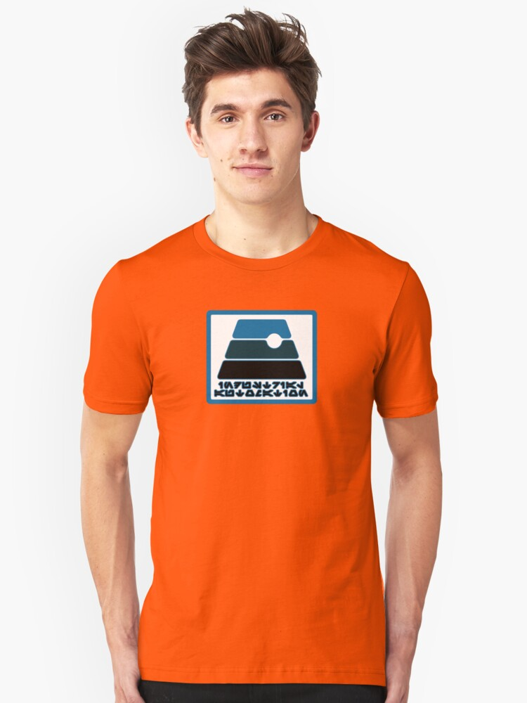 Industrial Automation Unisex T-Shirt Front