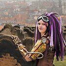 Purple Hair by Patricia Jacobs DPAGB BPE4