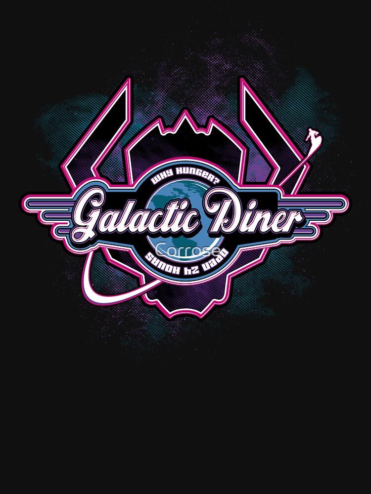 Galactic Diner | Unisex T-Shirt