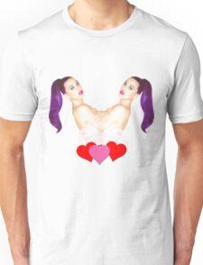 KATYYPERRYY LOVE Unisex T-Shirt