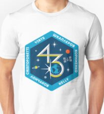 Expedition 43 Mission Patch Unisex T-Shirt