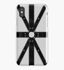 BDSM Flag iPhone Case