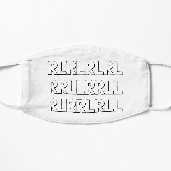 RLRLRLRLRL Flat Mask
