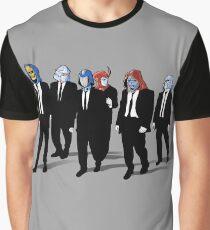 RESERVOIR FOES Graphic T-Shirt