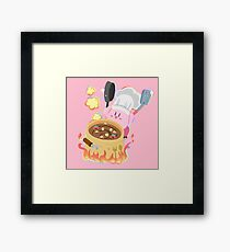 Cook Kirby Framed Print