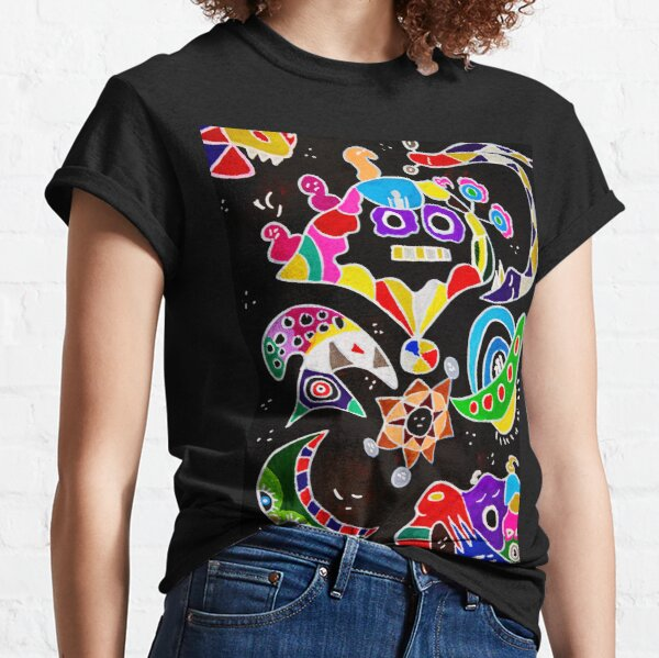 A whimsical night Classic T-Shirt