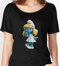 Smurfette Women's Relaxed Fit T-Shirt
