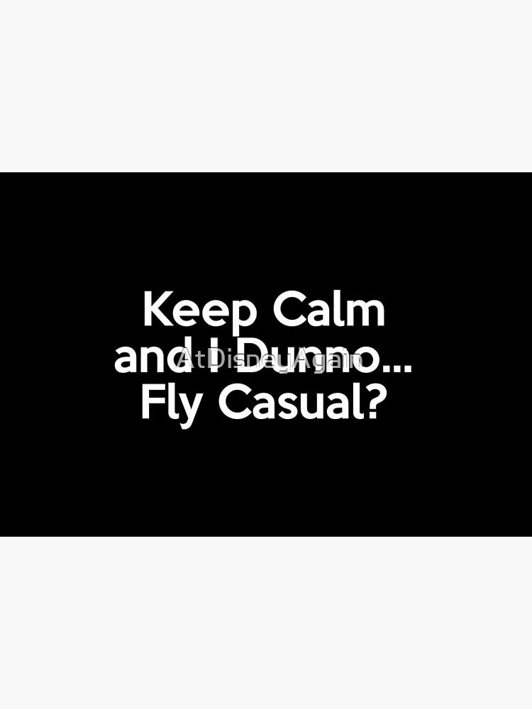Fly Casual by AtDisneyAgain