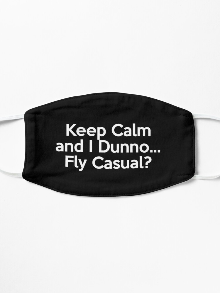 Alternate view of Fly Casual Mask