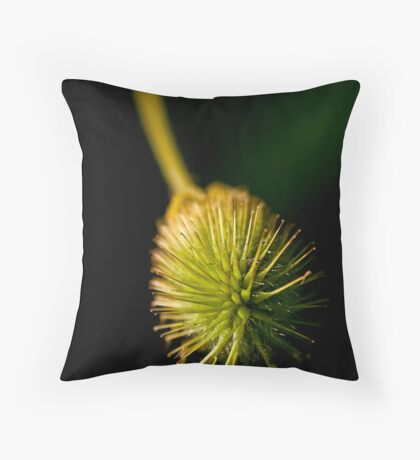 Nature's Abstract 8 Throw Pillow