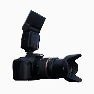 DSLR Camera by DeanAgnew