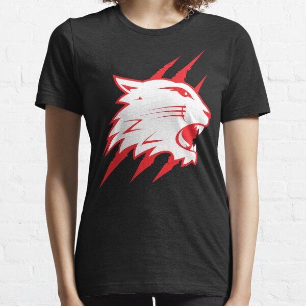 Swindon Wildcats Ice Hockey Essential T-Shirt