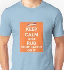 Rub Some Bacon on It  Unisex T-Shirt