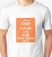 Rub Some Bacon on It  Unisex T-Shirt