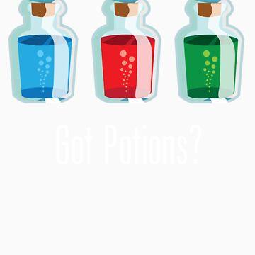 Got Potions? by FuranSan