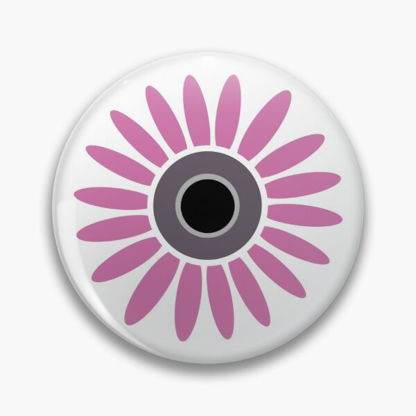 Architela solo daisy Pin