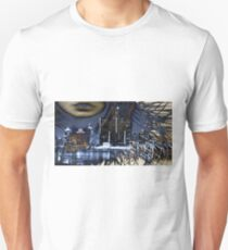 WINDY IN THE CITY Unisex T-Shirt