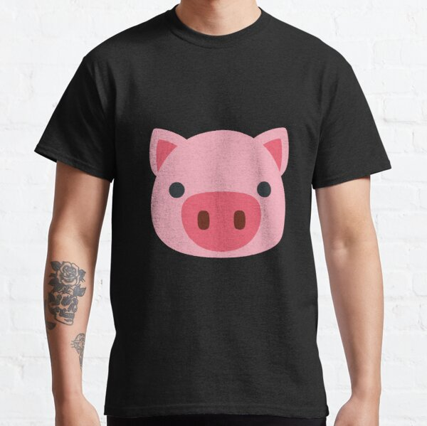 Pig Face Emoji Classic T-Shirt