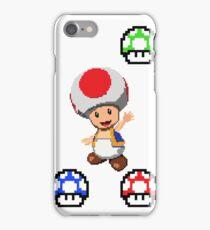 Pixel Toad iPhone Case/Skin
