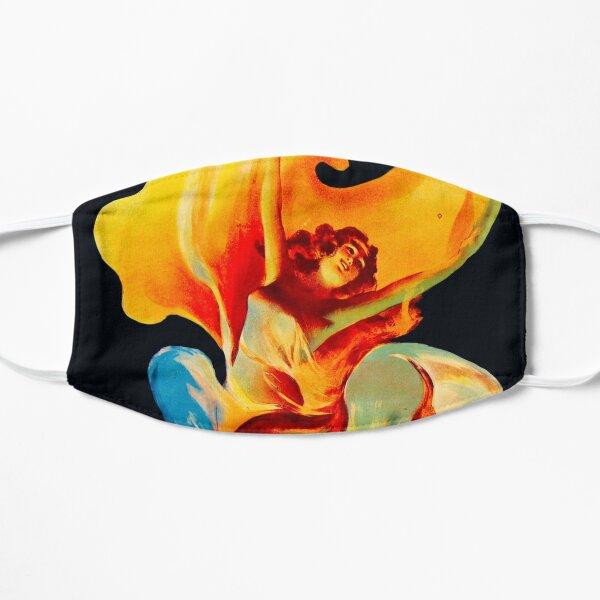 Folies Bergere La Loie Fuller Flat Mask