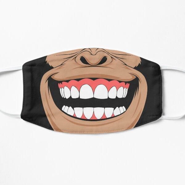 risa mono boca mascarilla gracioso Mascarilla