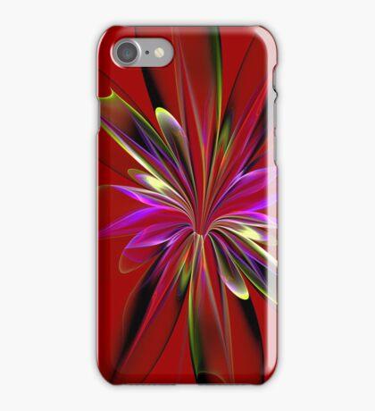 Pretty in Red iPhone Case/Skin