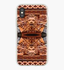 Red Lions on Storgatan in Gothenburg iPhone Case