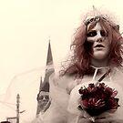 Zombie Bride. by Darren  Rooney