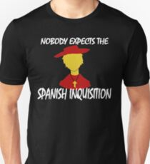 Nobody Expects the Spanish Inquisition T-Shirt