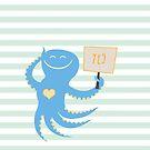 Squid of Yes by makoshark
