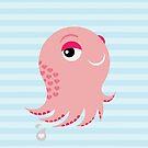 Squid of Love by makoshark