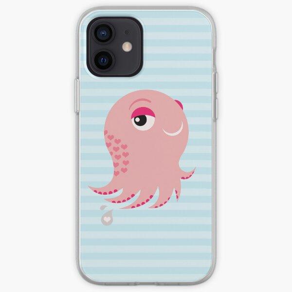Squid of Love iPhone Soft Case