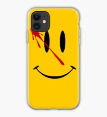 Who Watches the Watchmen and smile 2 iphone case