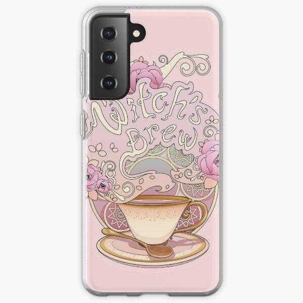 Crafty Witch: Witchs Brew Samsung Galaxy Soft Case