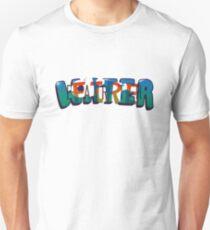 Water Earth Fire Air Unisex T-Shirt