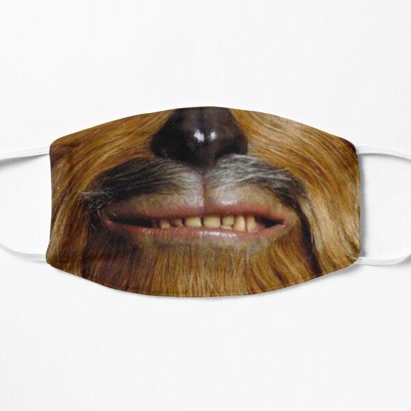 Masque de hipster moustache Masque sans plis