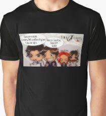 X Castle Files Graphic T-Shirt