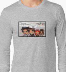 X Castle Files Long Sleeve T-Shirt