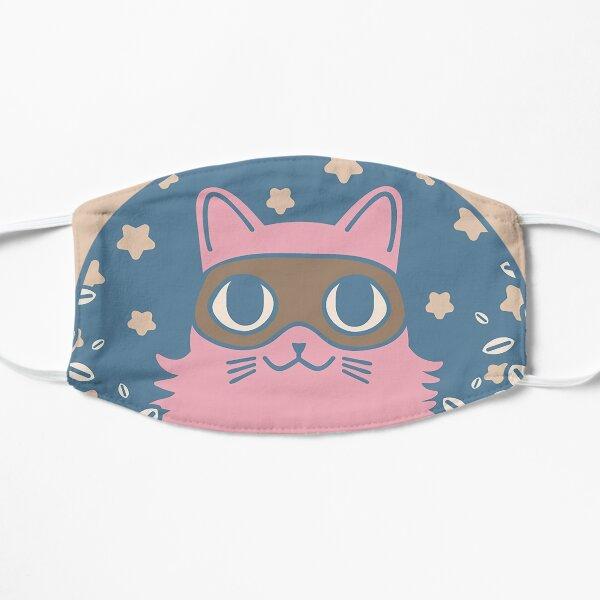 Cat Bandit IV Flat Mask