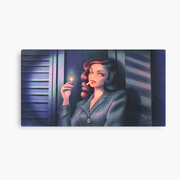 Just Whistle (Pink) Canvas Print